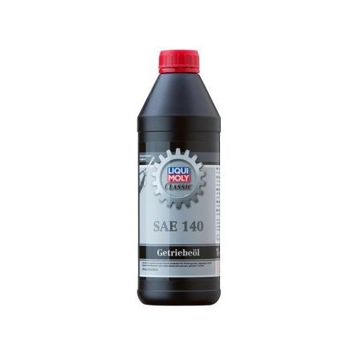 LIQUI MOLY CLASSIC GETRIEBEÖL SAE 140 1 Liter 20817