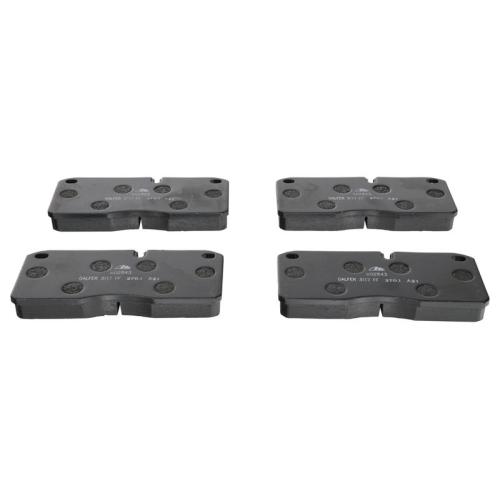 Bremsbelagsatz, Scheibenbremse ATE 13.0460-2843.2 IVECO