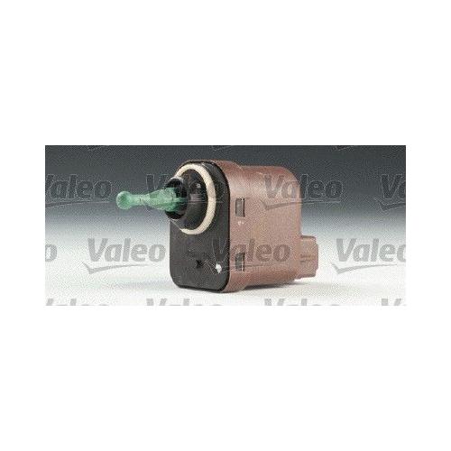 Stellelement, Leuchtweiteregulierung VALEO 087538 VW