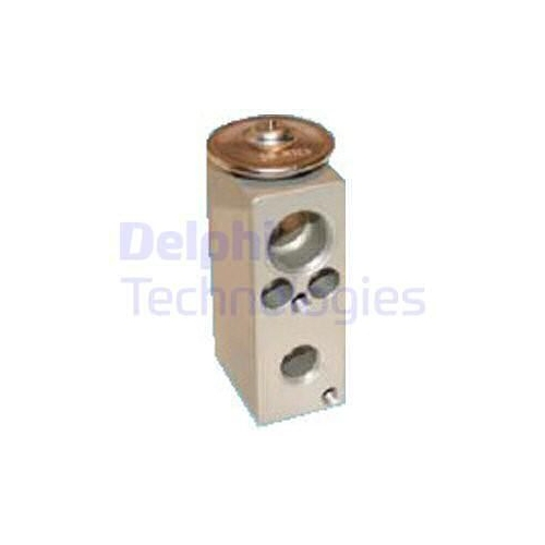 Expansion Valve, air conditioning DELPHI TSP0585076 OPEL VAUXHALL