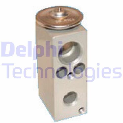 Expansionsventil, Klimaanlage DELPHI TSP0585076 OPEL VAUXHALL