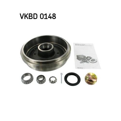 Brake Drum SKF VKBD 0148