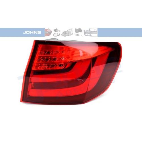Combination Rearlight JOHNS 20 18 88-5 BMW