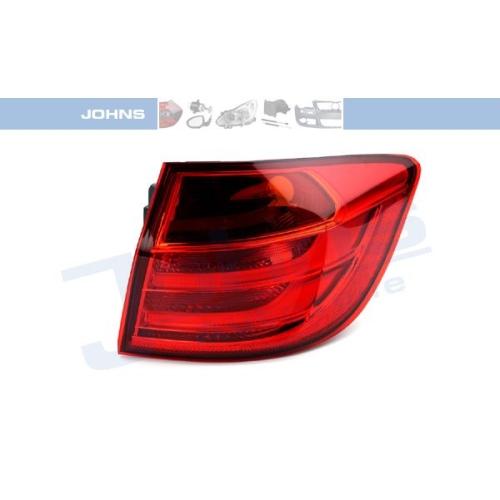 Combination Rearlight JOHNS 20 10 88-5 BMW