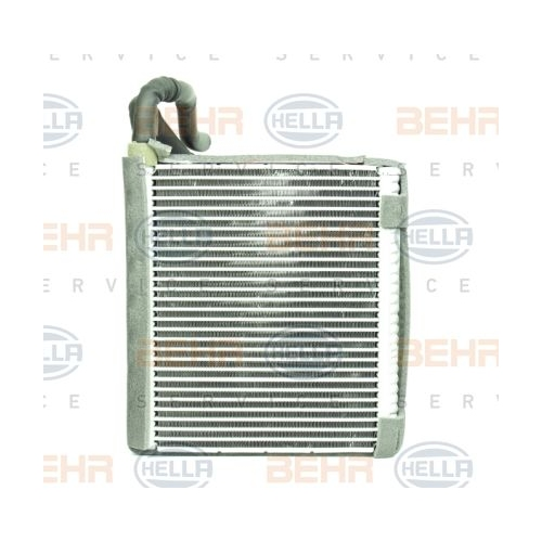 Verdampfer, Klimaanlage HELLA 8FV 351 331-341 FORD