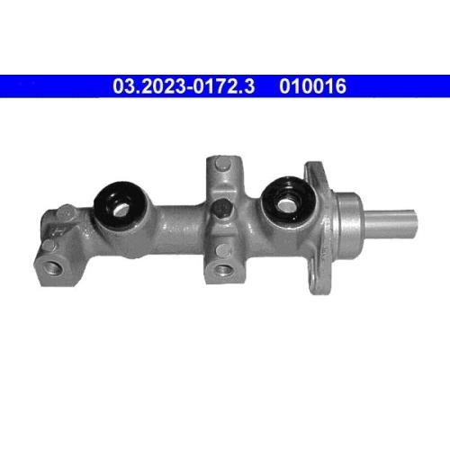 Hauptbremszylinder ATE 03.2023-0172.3 PORSCHE
