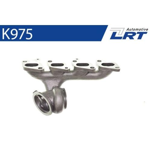 Krümmer, Abgasanlage LRT K975 OPEL VAUXHALL CHEVROLET GENERAL MOTORS