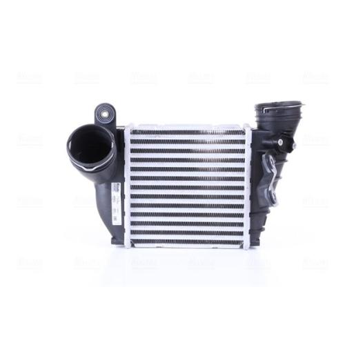 Intercooler, charger NISSENS 96679 AUDI SEAT SKODA VW