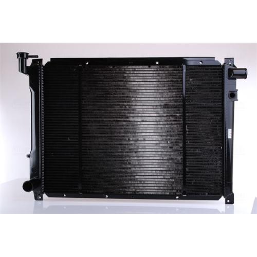Radiator, engine cooling NISSENS 62941 NISSAN