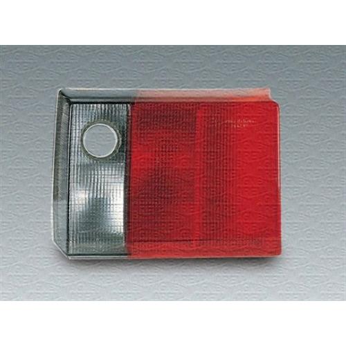 Combination Rearlight MAGNETI MARELLI 714029621706 AUDI