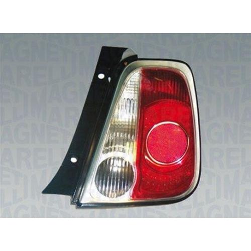 Combination Rearlight MAGNETI MARELLI 714027040781 FIAT