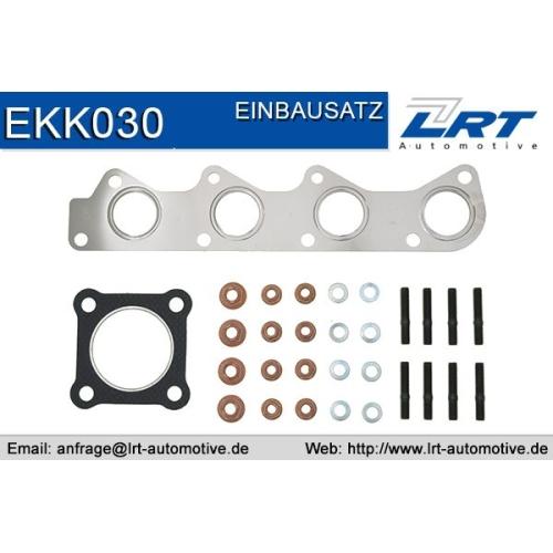 LRT Montagesatz, Katalysator EKK030