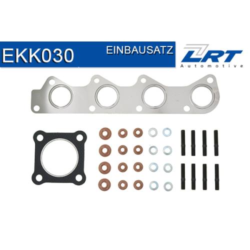 Montagesatz, Abgaskrümmer LRT EKK030 VAG