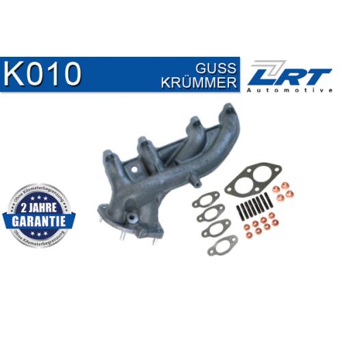 Krümmer, Abgasanlage LRT K010 AUDI