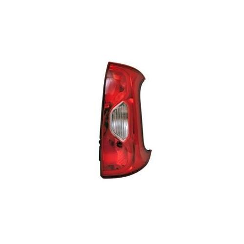 Combination Rearlight VAN WEZEL 1607932 FIAT