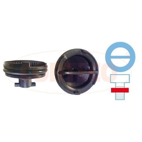 Verschlussschraube, Ölwanne CORTECO 49379183 CITROËN PEUGEOT