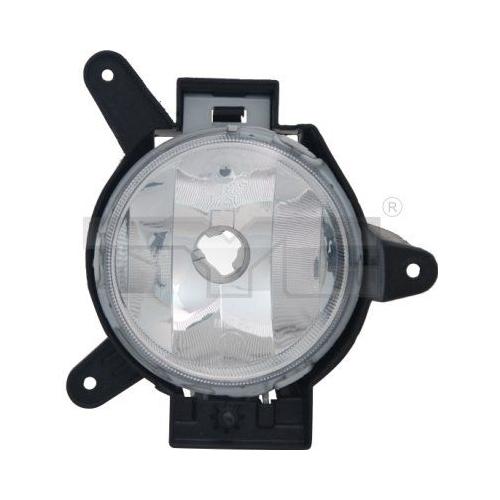 Fog Light TYC 19-0979-01-2 CHEVROLET
