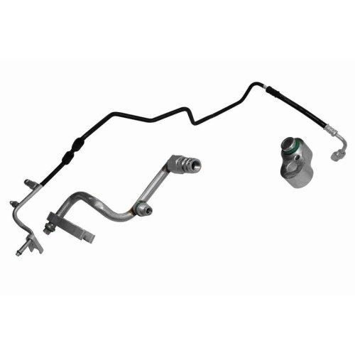 High-/Low Pressure Line, air conditioning VEMO V15-20-0003 Original VEMO Quality