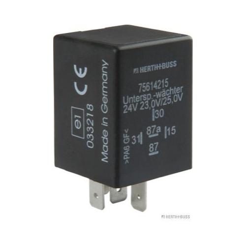 Kontrollgerät, Batteriespannung HERTH+BUSS ELPARTS 75614215
