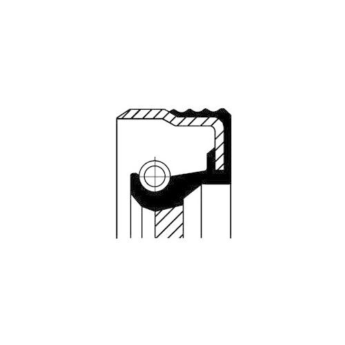 CORTECO Wellendichtring, Automatikgetriebe 19036709B