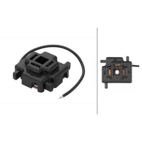 Stecker HELLA 8JA 001 909-011 AEBI DAF FIAT INTERNATIONAL HARV. IVECO MAN VOLVO