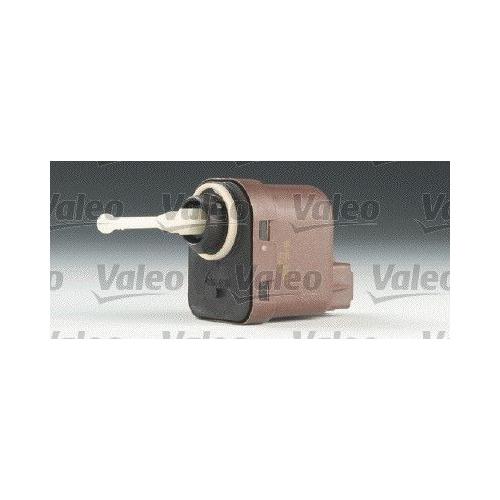 Stellelement, Leuchtweiteregulierung VALEO 085179 AUDI SEAT VW