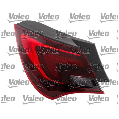 Combination Rearlight VALEO 044634 ORIGINAL PART OPEL VAUXHALL