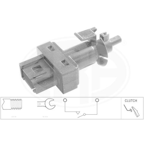 Brake Light Switch ERA 330727 MERCEDES-BENZ VW