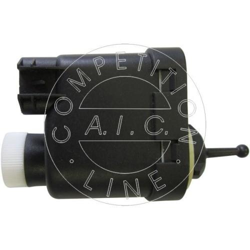 AIC control element, headlight range adjustment 52748
