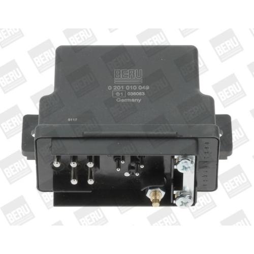 BERU Control Unit, glow plug system GR049