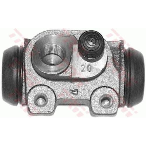 Wheel Brake Cylinder TRW BWF124 CITROËN PEUGEOT
