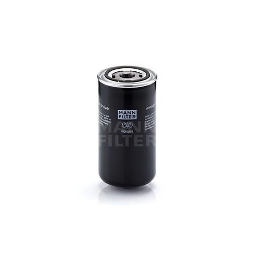 Filter, operating hydraulics MANN-FILTER WD 950/3 JOHN DEERE