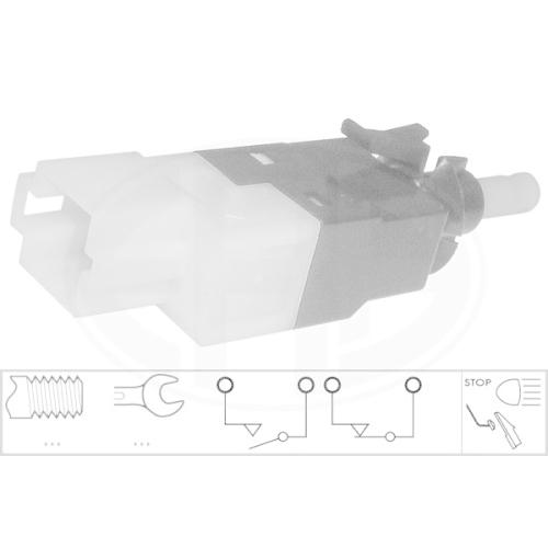 Brake Light Switch ERA 330737 MERCEDES-BENZ VW