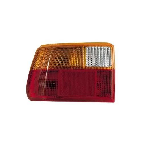 Combination Rearlight VAN WEZEL 3734931 OPEL