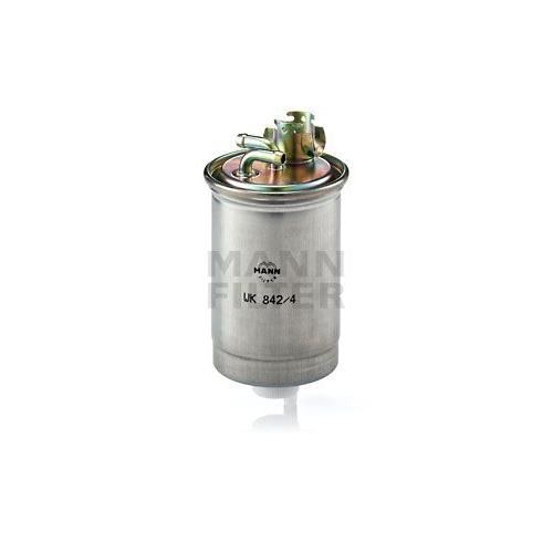 Fuel filter MANN-FILTER WK 842/4 VAG HITACHI