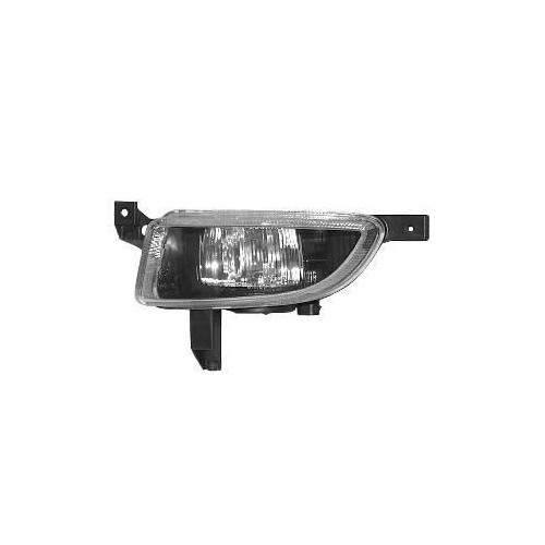 Fog Light VAN WEZEL 3790996 OPEL FLXIBLE CORPORATION
