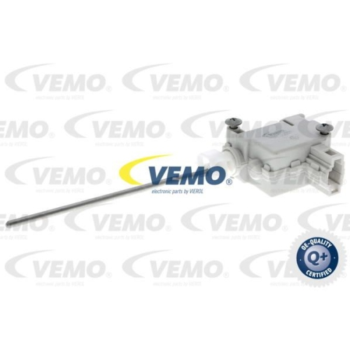 Stellelement, Zentralverriegelung VEMO V10-77-1064 Q+, Erstausrüsterqualität VAG