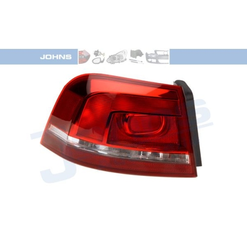 Combination Rearlight JOHNS 95 52 87-5 VW