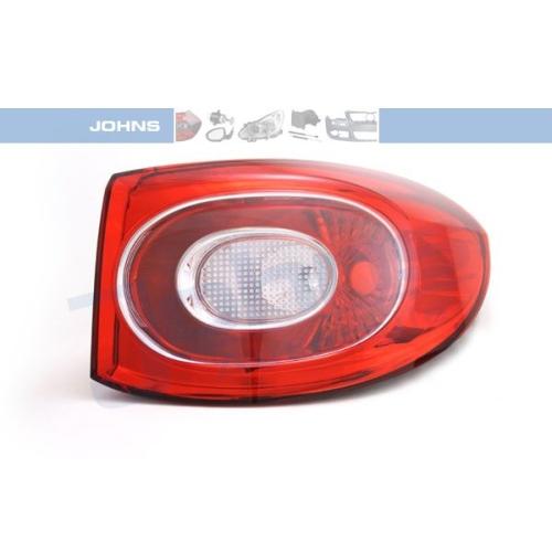 Combination Rearlight JOHNS 95 91 88-1 VW