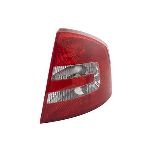 Combination Rearlight HELLA 9EL 354 076-021 SKODA