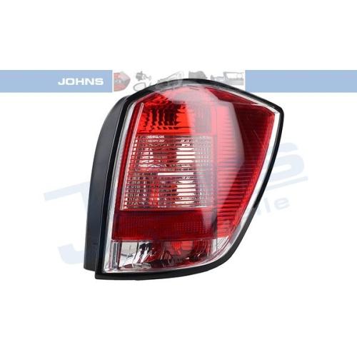 Combination Rearlight JOHNS 55 09 88-8 OPEL