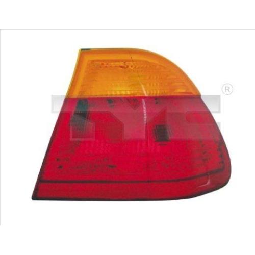 Combination Rearlight TYC 11-5915-01-2 BMW