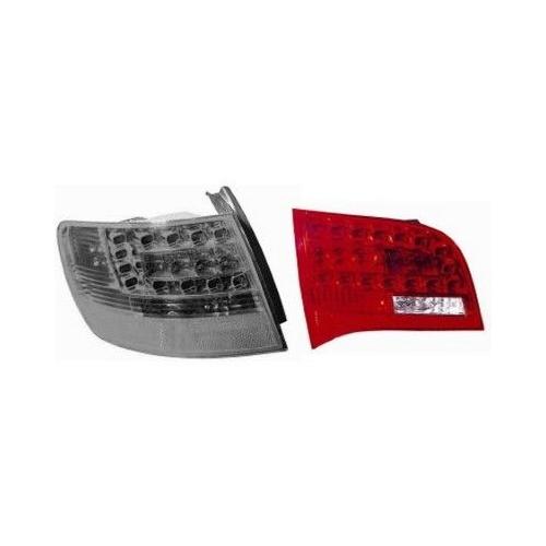Combination Rearlight VAN WEZEL 0319937 AUDI