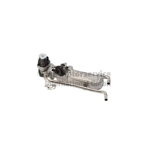Cooler, exhaust gas recirculation PIERBURG 7.09720.01.0 AUDI SEAT SKODA VW