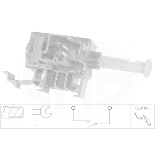 Brake Light Switch ERA 330740 FORD VOLVO