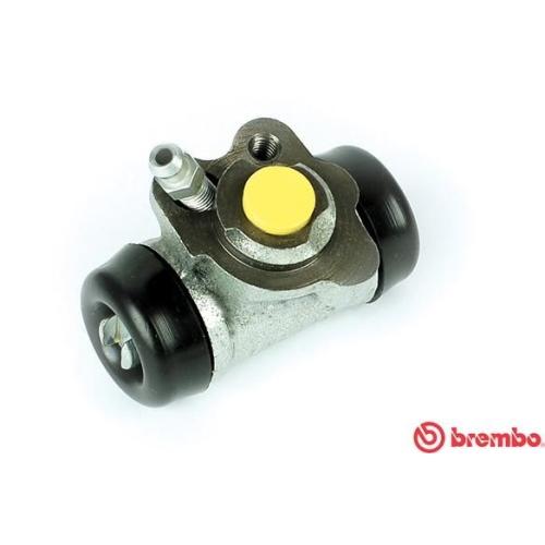 Wheel Brake Cylinder BREMBO A 12 354 TOYOTA