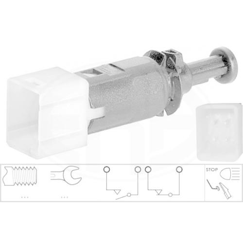 Brake Light Switch ERA 330510 NISSAN OPEL RENAULT
