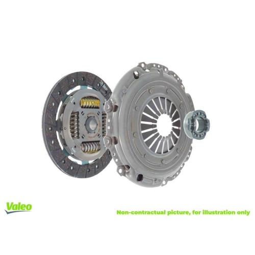 Clutch Kit VALEO 821412 KIT3P