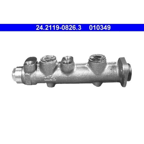 Brake Master Cylinder ATE 24.2119-0826.3 FIAT SEAT