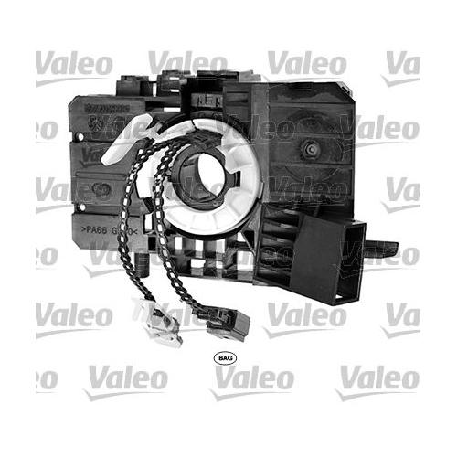 Clockspring, airbag VALEO 251650 ORIGINAL PART RENAULT